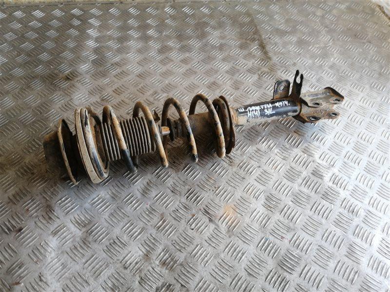 Амортизатор Chevrolet Lacetti J200 F14D3 2008 задний левый (б/у)