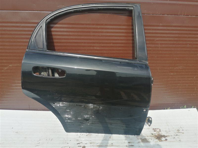 Дверь Chevrolet Lacetti J200 F14D3 2008 задняя правая (б/у)