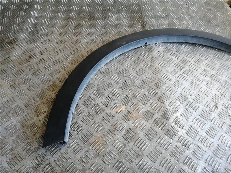 Накладка на крыло Ssangyong Actyon New CK D20T 2012 задняя левая (б/у)