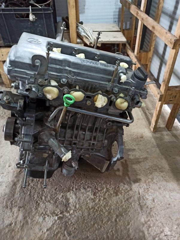 Двигатель Lifan X60 LFB479Q 2013 (б/у)