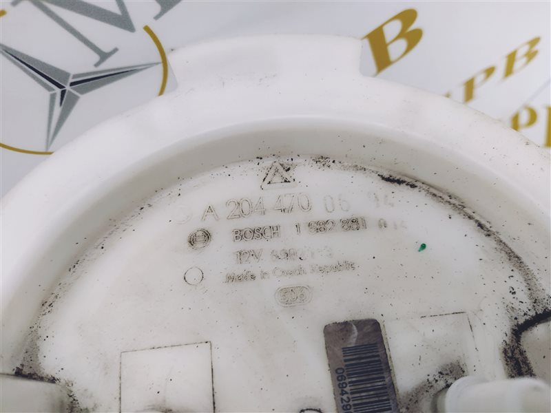 Датчик уровня топлива W204 OM651