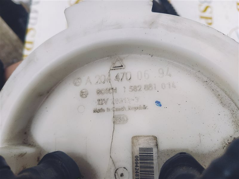 Датчик уровня топлива W207 OM642