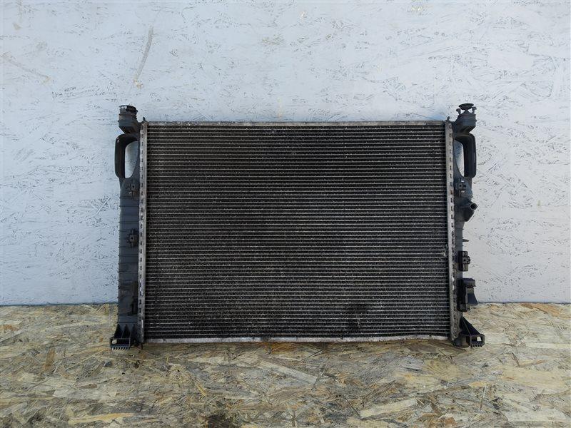Радиатор основной E-class 2003 W211 OM646