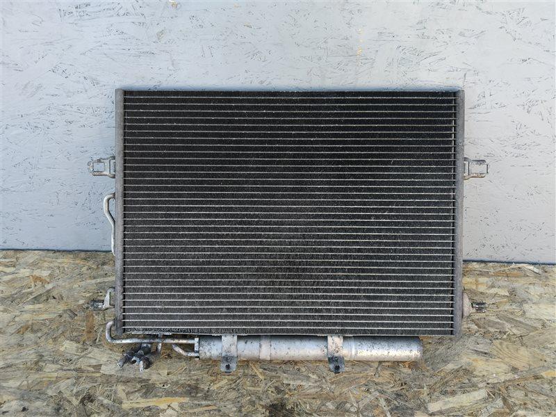 Радиатор кондиционера Mercedes E-class 2003 W211 OM646 A2115000154 контрактная
