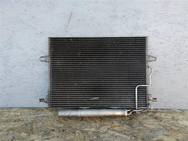 Радиатор кондиционера E-class 2003 W211 OM646