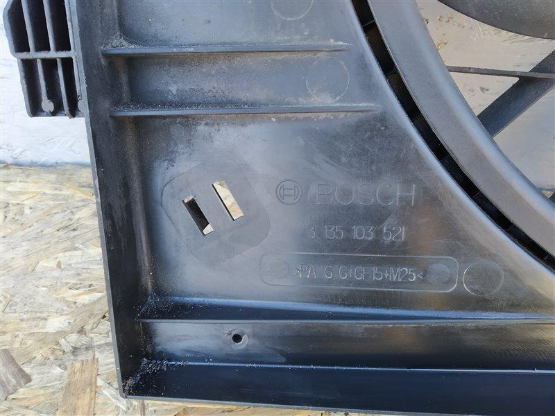 Вентилятор E-class 2003 W211 OM646