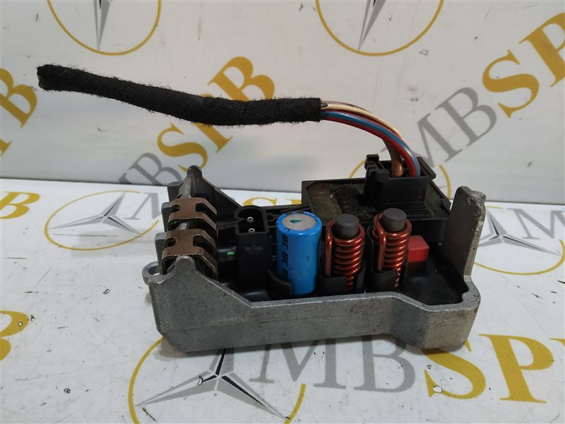 Резистор печки Mercedes E-class W211 OM646