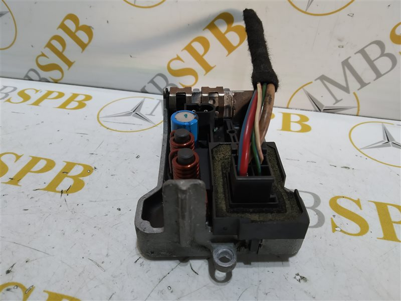 Резистор печки E-class 2003 W211 OM646