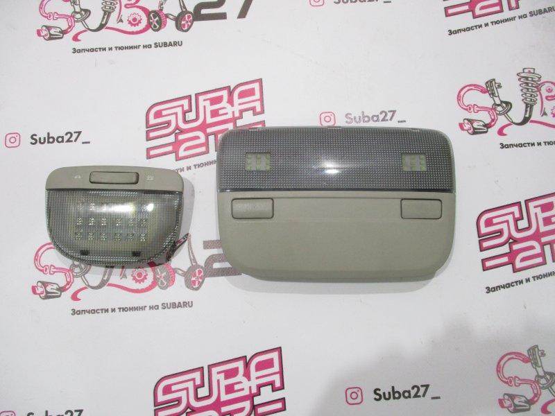 Плафон салона Subaru Legacy BLE EZ30 2005 верхний (б/у)