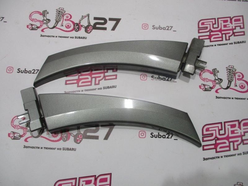 Накладка на крыло Subaru Legacy BLE EZ30 2005 задняя (б/у)