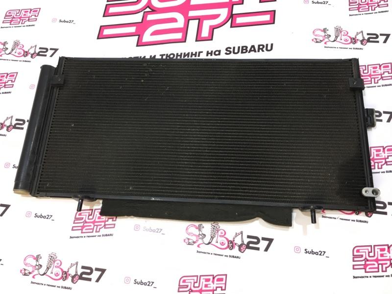 Радиатор кондиционера Subaru Legacy BLE EZ30 2005 (б/у)