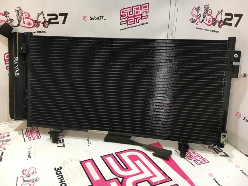 Радиатор кондиционера Subaru Forester SH5 EJ205 2008 (б/у)