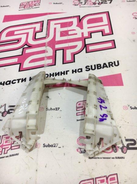Крепление крыла Subaru Forester SH5 EJ205 2008 заднее (б/у)