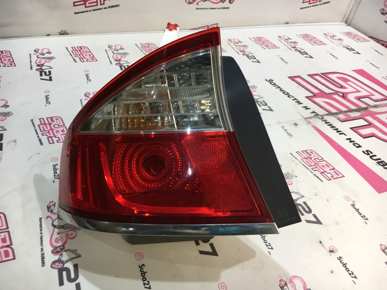 Стоп-сигнал Subaru Legacy BL5 EJ20X 2007 задний левый (б/у)