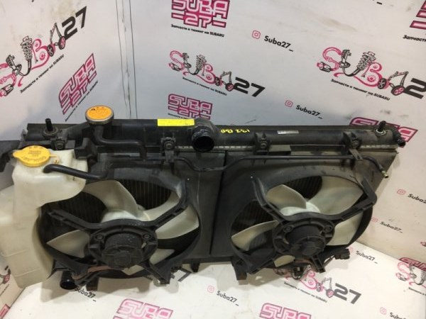 Радиатор двс Subaru Legacy BP5 EJ20X 2004 (б/у)