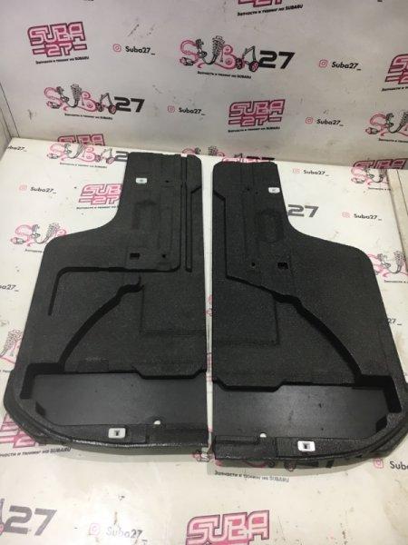 Пенопласт багажника Subaru Legacy BP5 EJ20X 2004 (б/у)