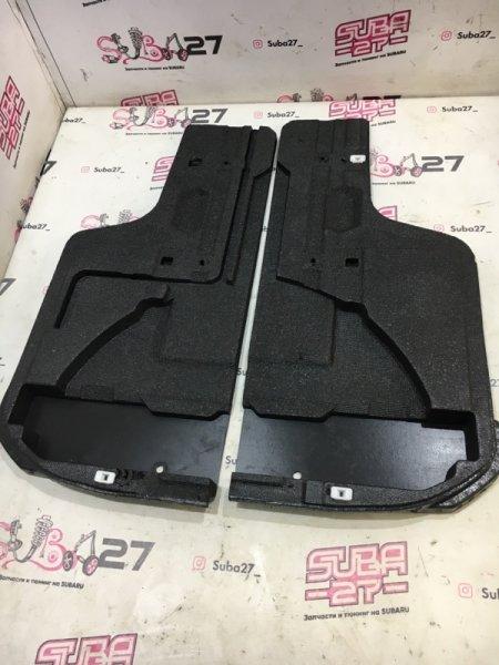 Пенопласт багажника Subaru Legacy BP5 EJ204 2007 задний (б/у)