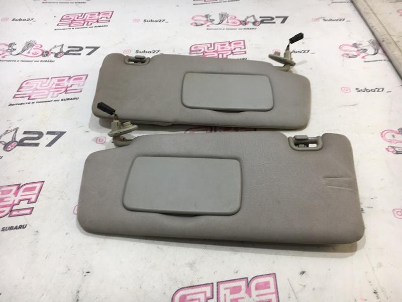 Козырек солнцезащитный Subaru Legacy BP5 EJ204 2007 (б/у)