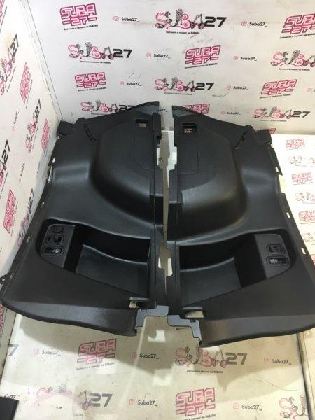 Обшивки багажника Subaru Forester SH5 EJ204 2008 (б/у)