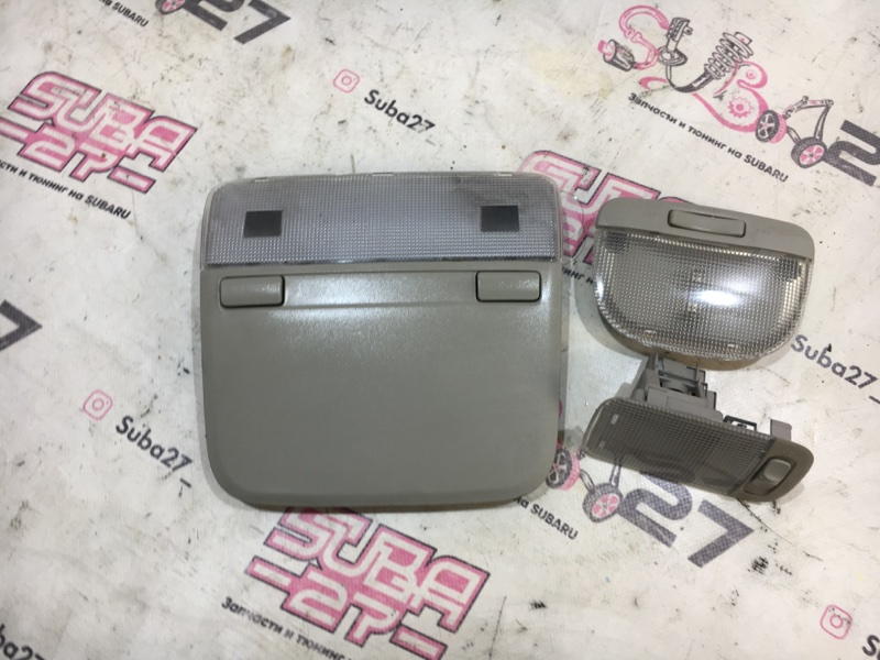 Плафон салона Subaru Legacy BP5 EJ204 2007 (б/у)