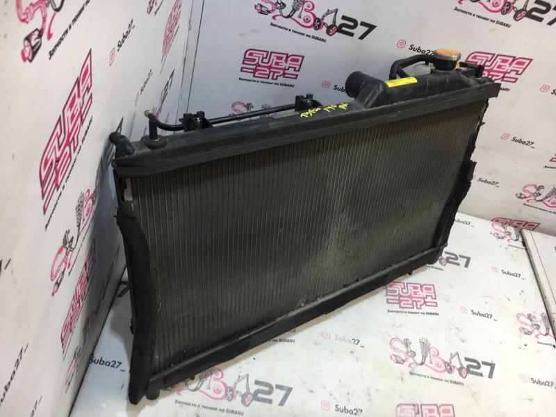 Радиатор двс Subaru Legacy BL5 EJ20X 2004 (б/у)