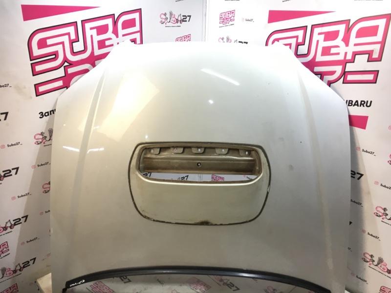 Капот Subaru Legacy BL5 EJ20X 2004 (б/у)