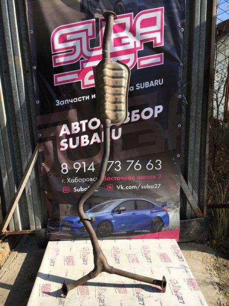 Глушитель Subaru Legacy BRM FB25 2013 (б/у)