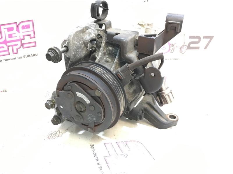 Компрессор кондиционера Subaru Legacy BL5 EJ20X 2004 (б/у)