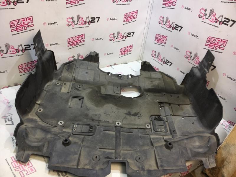Защита двигателя Subaru Legacy BP5 EJ20X 2007 (б/у)