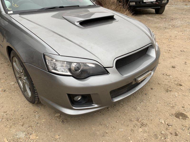 Ноздря капота Subaru Legacy BP5 EJ20X 2006 передняя (б/у)