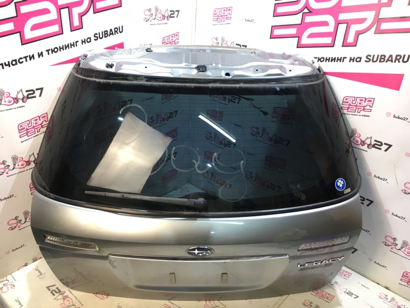 Крышка багажника Subaru Legacy BP5 EJ20X 2006 (б/у)
