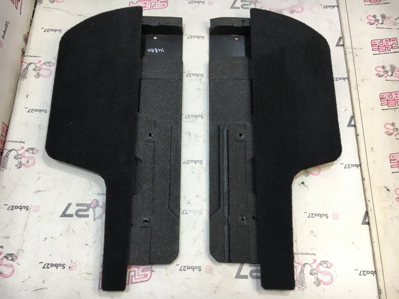 Пластик багажника Subaru Legacy BP5 EJ20X 2007 задний (б/у)