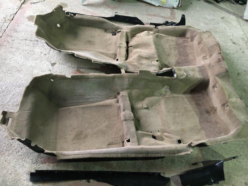 Ковер салона Subaru Lancaster BHE EZ30 2001 (б/у)