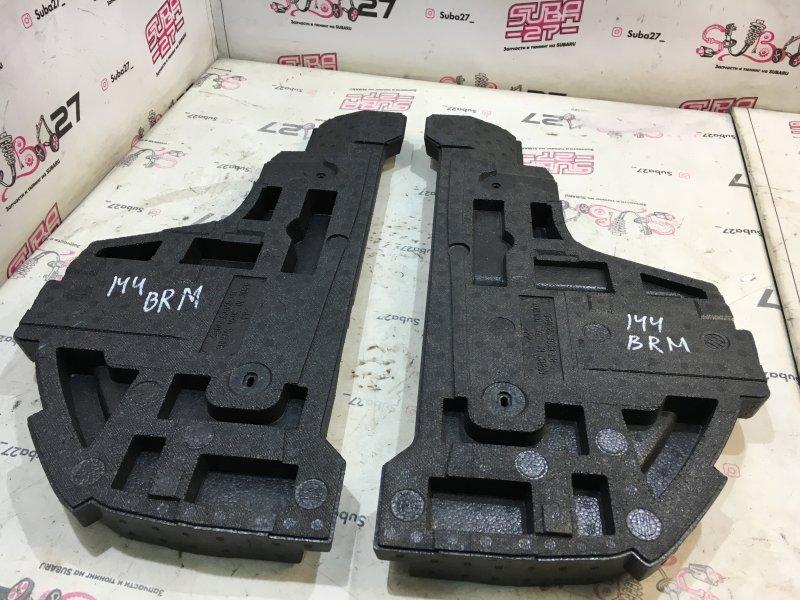Пенопласт багажника Subaru Legacy BRM FB25 2013 задний (б/у)