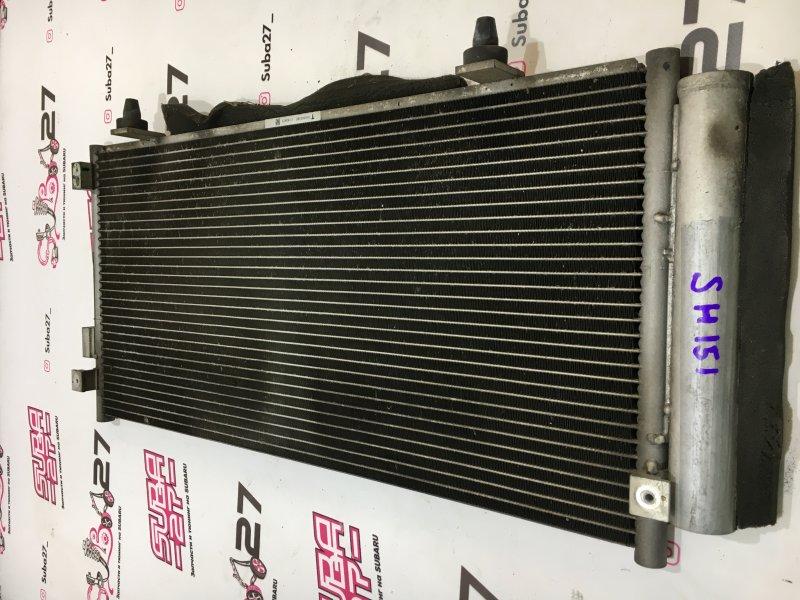 Радиатор кондиционера Subaru Forester SH5 EJ205 2011 (б/у)