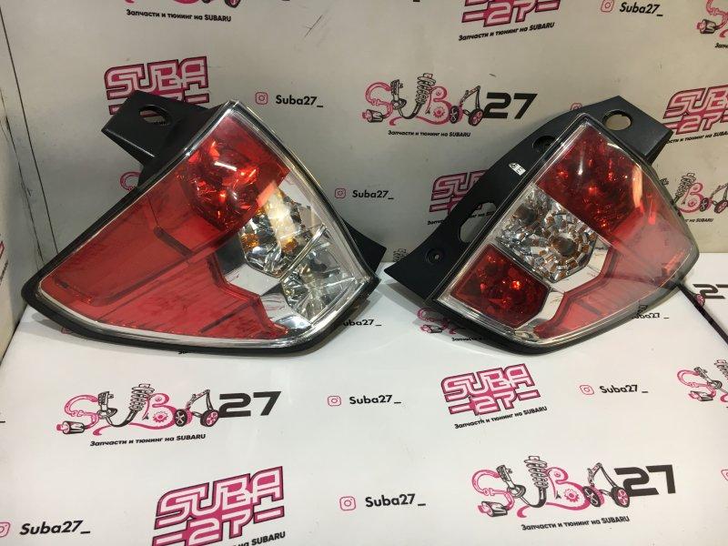 Стоп-сигнал Subaru Forester SH5 EJ205 2011 (б/у)