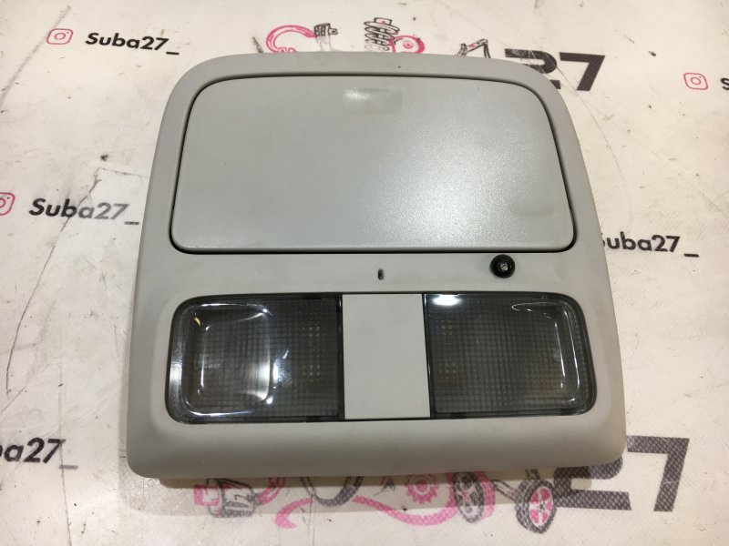 Плафон салона Subaru Forester SH5 EJ205 2008 передний (б/у)