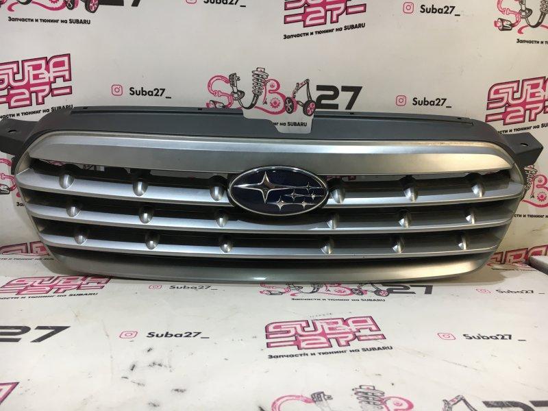 Решетка радиатора Subaru Outback BP9 EJ253 2006 передняя (б/у)