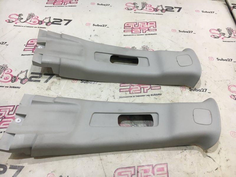 Пластик салона Subaru Impreza GH8 EJ20X 2008 (б/у)