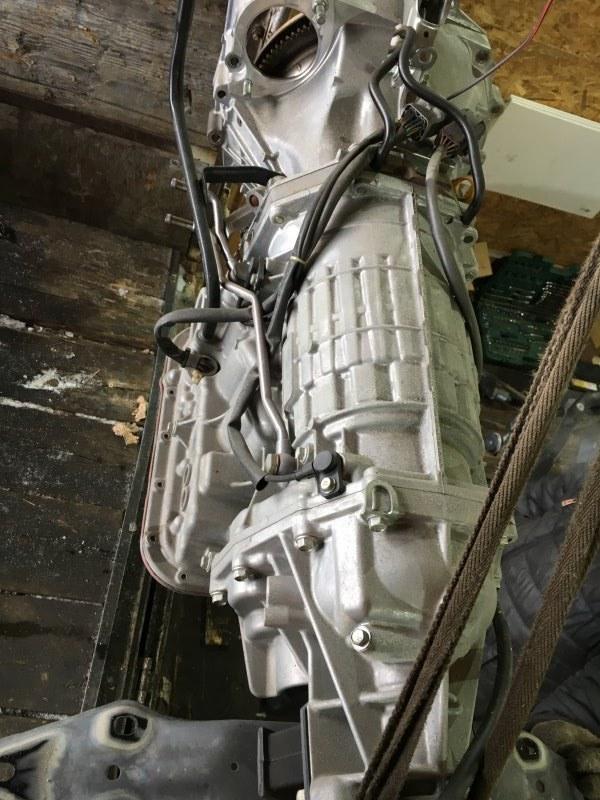 Акпп Subaru Forester SHJ FB20 2011 (б/у)