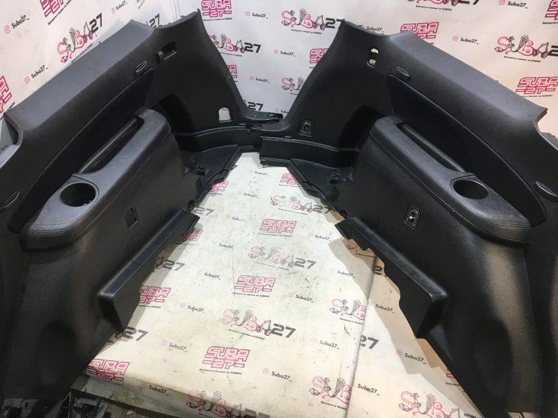 Обшивки багажника Subaru Exiga YA9 EJ253 2010 задние (б/у)