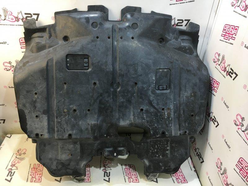 Защита двигателя Subaru Impreza Wrx Sti GVF EJ257 2011 передняя нижняя (б/у)