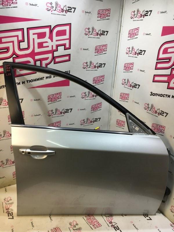 Дверь Subaru Impreza Wrx Sti GVF EJ257 2011 передняя правая (б/у)