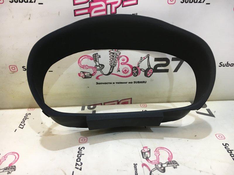 Козырек на панель приборов Subaru Impreza Wrx Sti GVF EJ257 2011 (б/у)