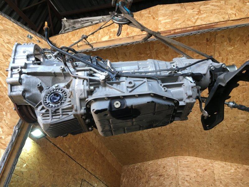 Акпп Subaru Impreza Wrx Sti GVF EJ257 2011 (б/у)