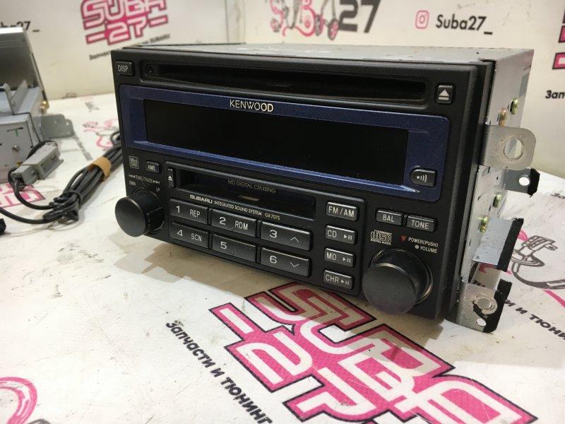 Мультимедиа Subaru Forester SF5 EJ205 2001 (б/у)
