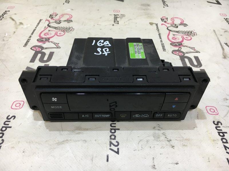 Блок управления климат-контролем Subaru Forester SF5 EJ205 2001 (б/у)