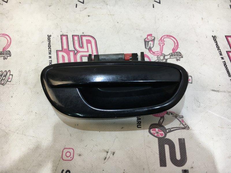 Ручка двери Subaru Legacy BL5 EJ20Y 2007 задняя правая (б/у)