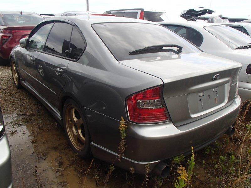 Бампер Subaru Legacy BLE EZ30 2004 задний (б/у)
