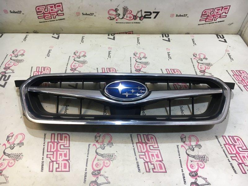 Решетка радиатора Subaru Legacy BLE EZ30 2007 (б/у)
